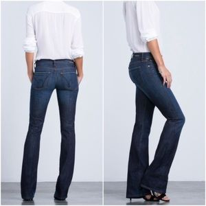 COH Kelly #001 Stretch Low Waist Bootcut Jeans